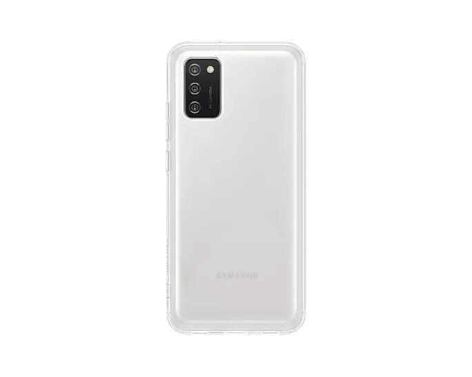 Capa Samsung Galaxy A02s Soft Clear - Transparente