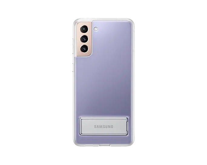 Capa Samsung Galaxy S21+ Clear Standing Transparente