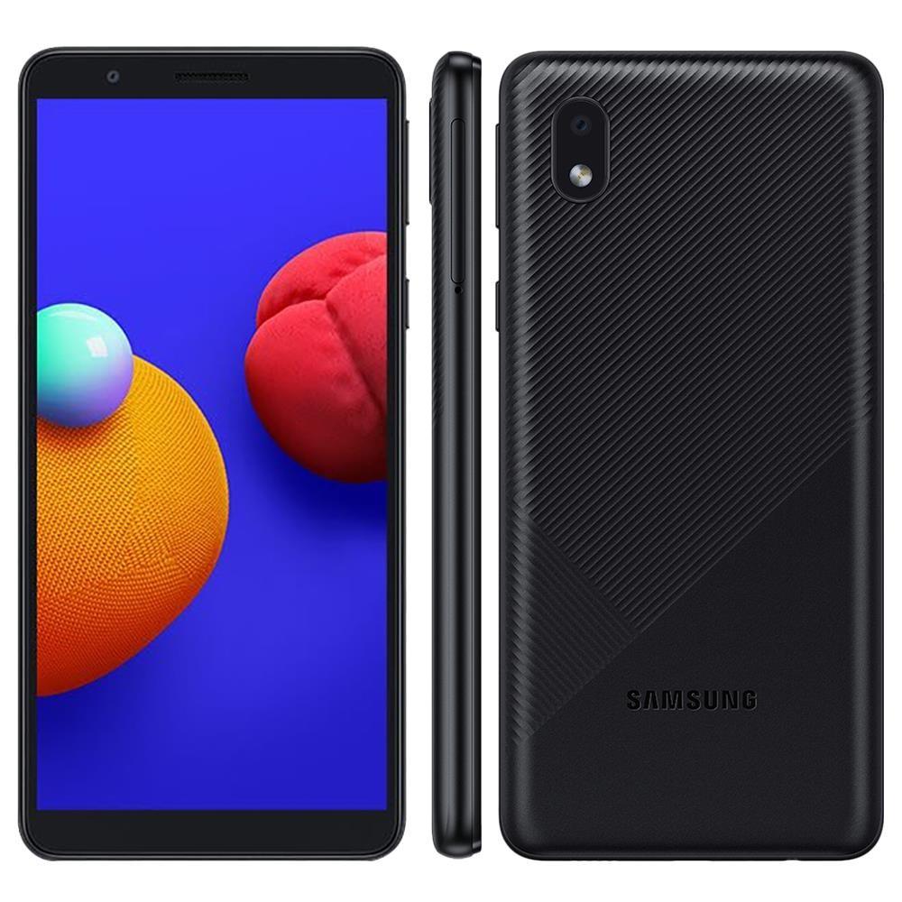 Galaxy A01 Core 32GB - Preto
