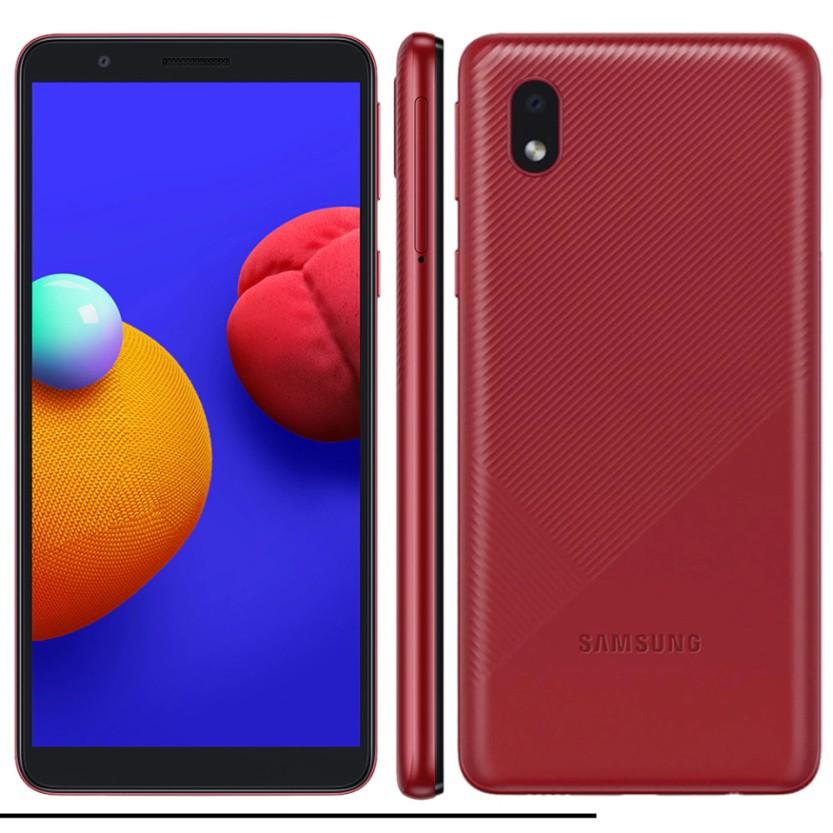 Galaxy A01 Core 32GB - Vermelho