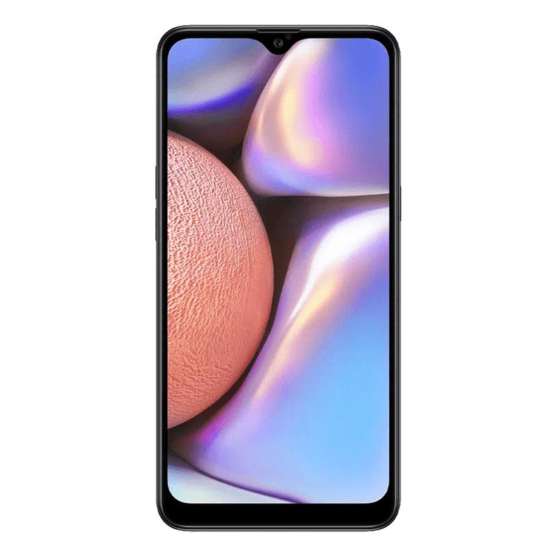 Smartphone Samsung Galaxy A10s 32 GB - Preto, 4G, Câmera Dupla 13MP + Selfie 8MP, Processador Octa-Core, RAM 2GB, Tela 6.2