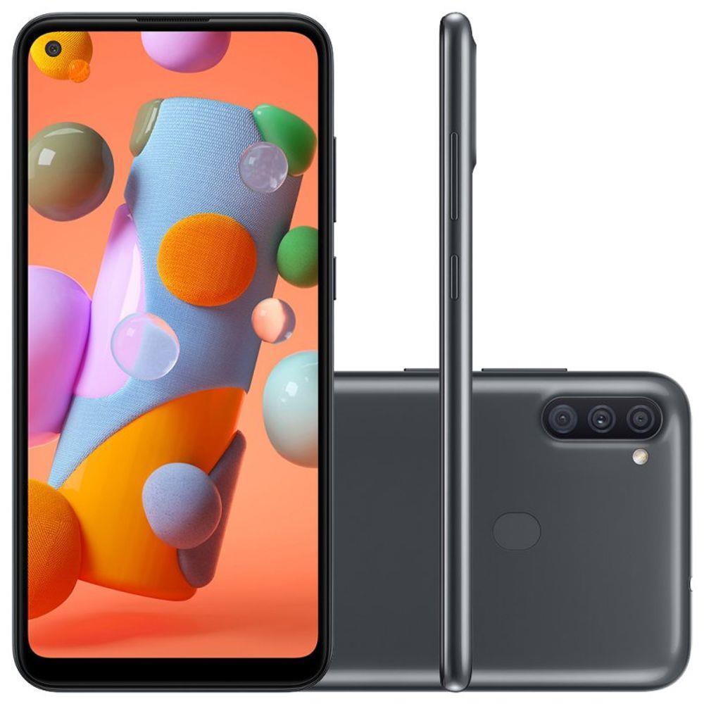 Galaxy A11 64 GB - Preto