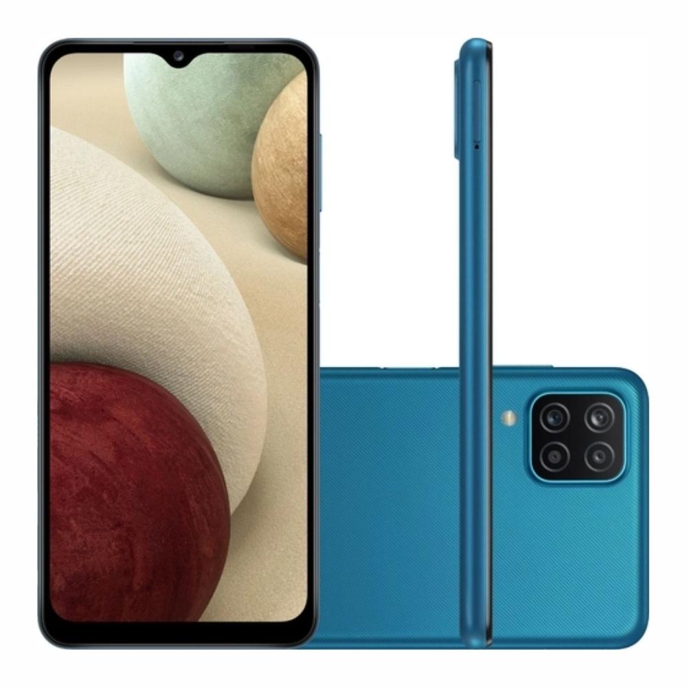 Galaxy A12 64 GB - Azul