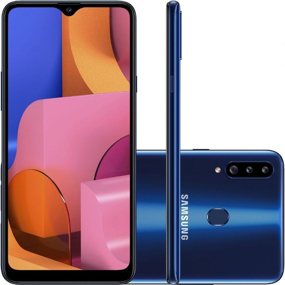 Galaxy A20s 32 GB - Azul