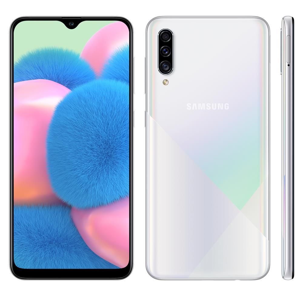 Galaxy A30s 64 GB - Branco