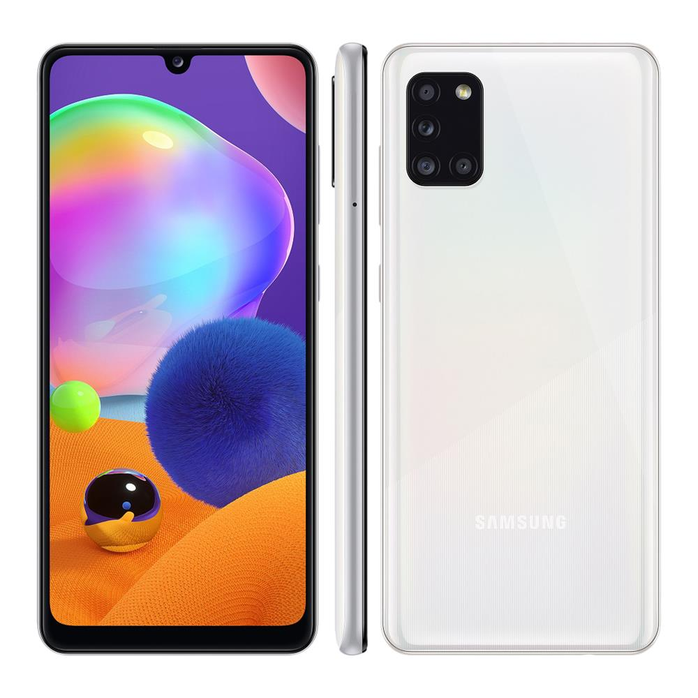 Galaxy A31 128GB - Branco