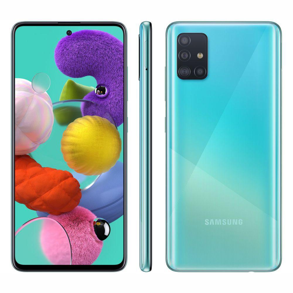 Galaxy A51 128 GB - Azul