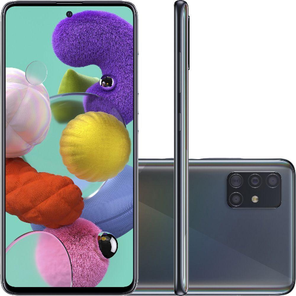 Galaxy A51 128 GB - Preto