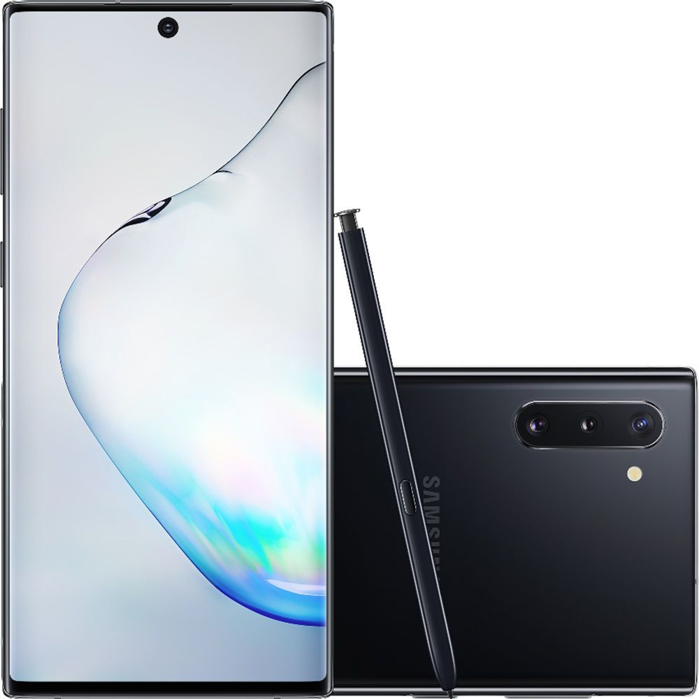 Galaxy Note10 256 GB - Preto