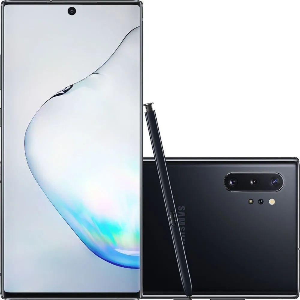 Galaxy Note10 Plus 256 GB - Preto