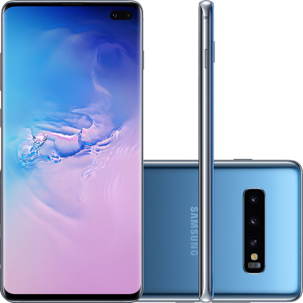 Galaxy S10 Plus 128 GB - Azul