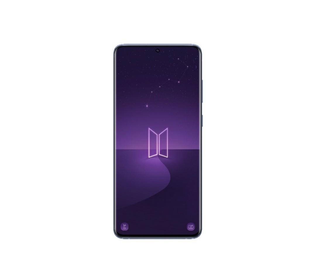 Galaxy S20+ BTS Edition Purple