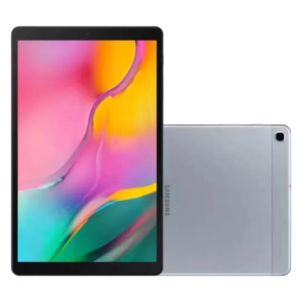 Tablet Samsumg Galaxy Tab A 10.1 32GB Wi-FI Tela 10.1' Android Octa-Core 1.8GHz - Prata