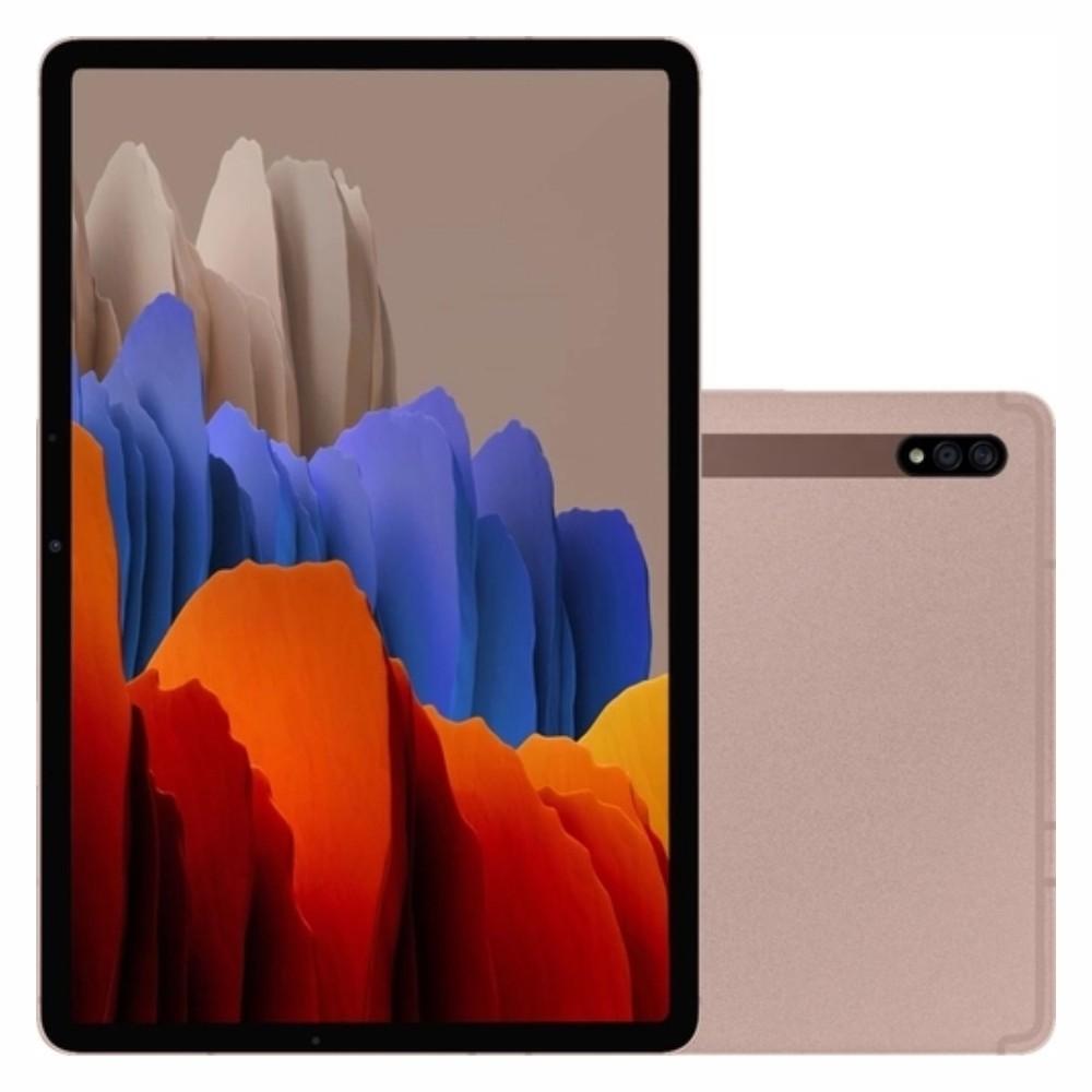 Tablet Samsung Galaxy Tab S7 LTE 4G com Caneta S Pen 256GB - Bronze, Tela 11