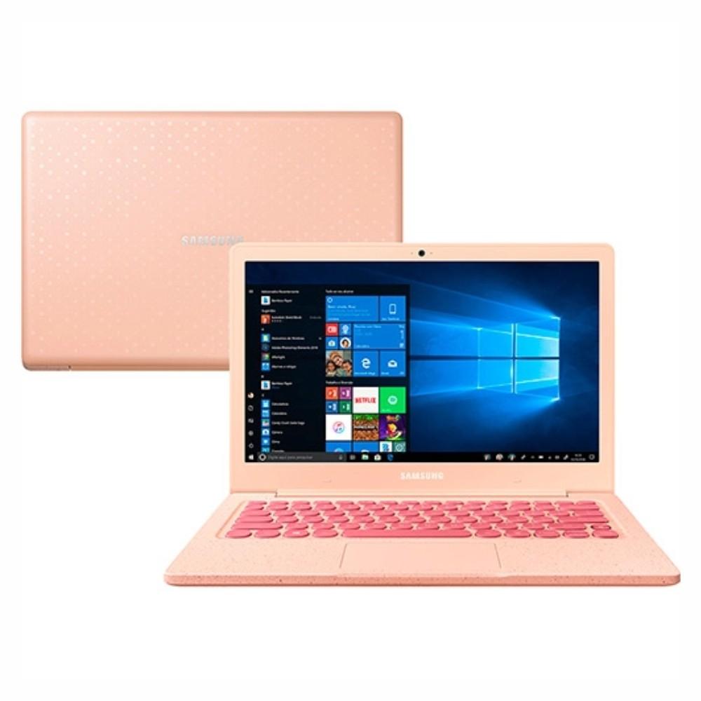 Notebook Flash F30 Intel Celeron N4000 - 4GB - 64GB - Aquarela