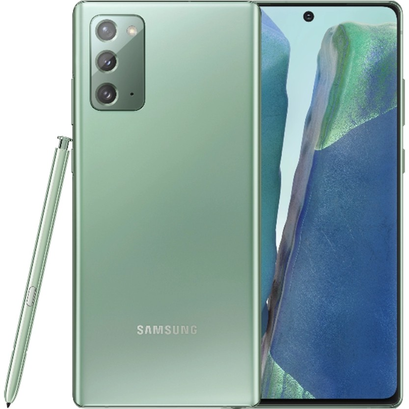 Galaxy Note20 256 GB - Mystic Green