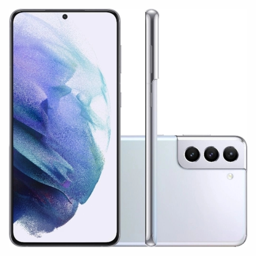 Pré venda - Galaxy S21+ 5G Prata 256GB