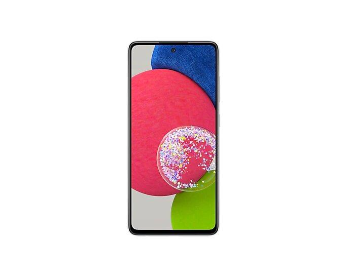 Smartphone Samsung Galaxy A52s 128GB - Branco, 5G, Câmera Quadrupla 64MP + Selfie 32MP, RAM 6GB, Tela 6.5