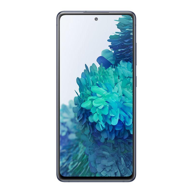 Smartphone Samsung Galaxy S20 FE 256GB - Azul, Processador Qualcomm Snapdragon 865 - 2.8GHz, 4G, RAM 8GB, Tela 6.5