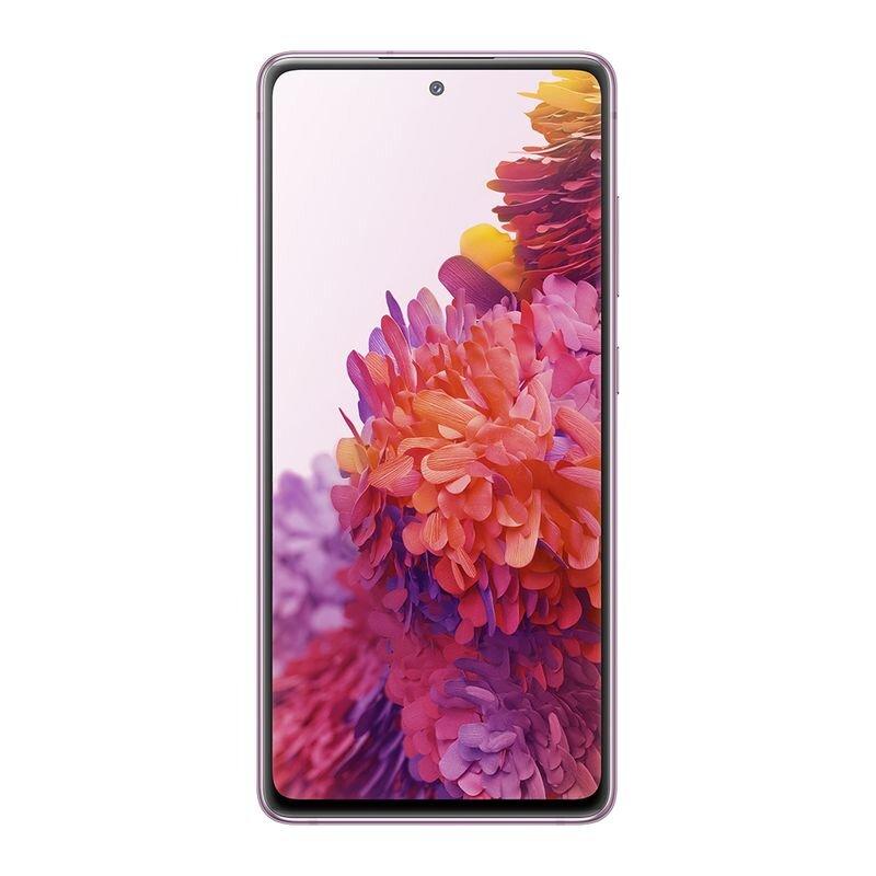 Smartphone Samsung Galaxy S20 FE 256GB - Lavanda, Processador Qualcomm Snapdragon 865 - 2.8GHz, 4G, Câmera Frontal 32MP, RAM 8GB (SM-G780G)