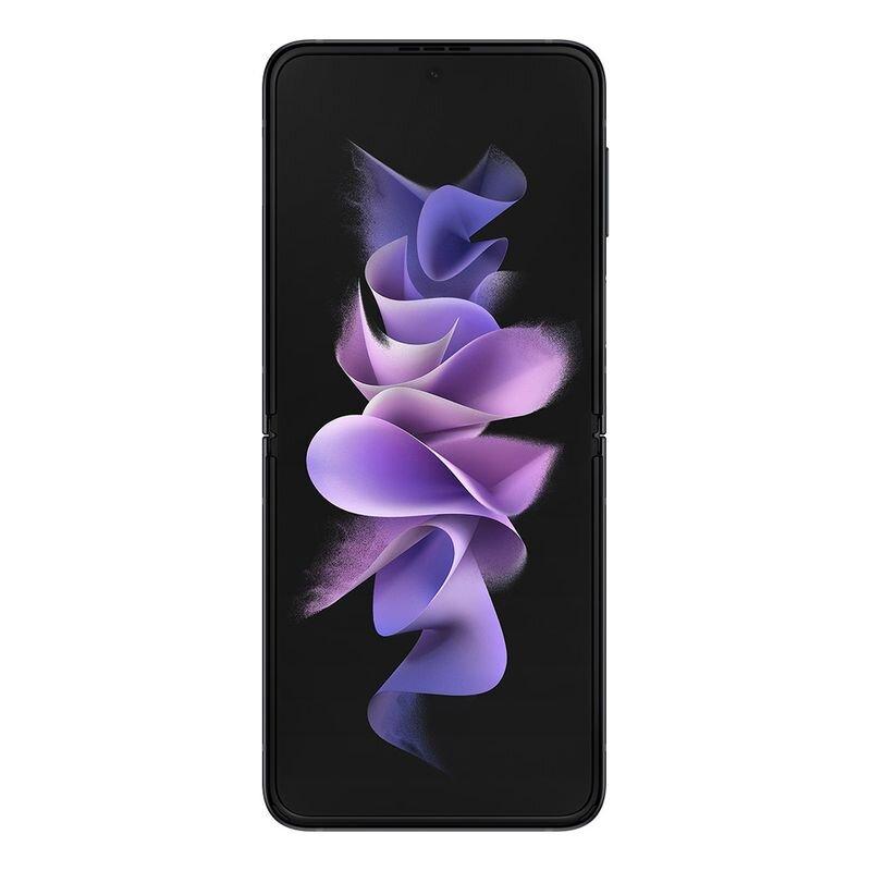 Smartphone Samsung Galaxy Z Flip3 256GB 5G - Preto, RAM 8GB, TELA 6.7
