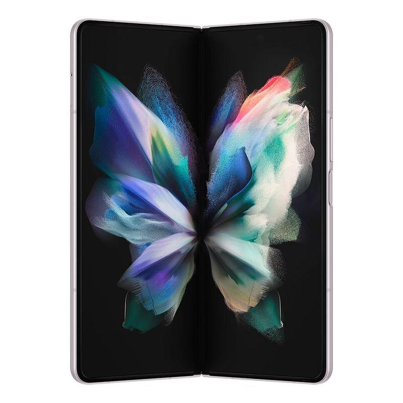Smartphone Samsung Galaxy Z Fold3 256GB 5G - Prata, RAM 12GB, Tela 7.6
