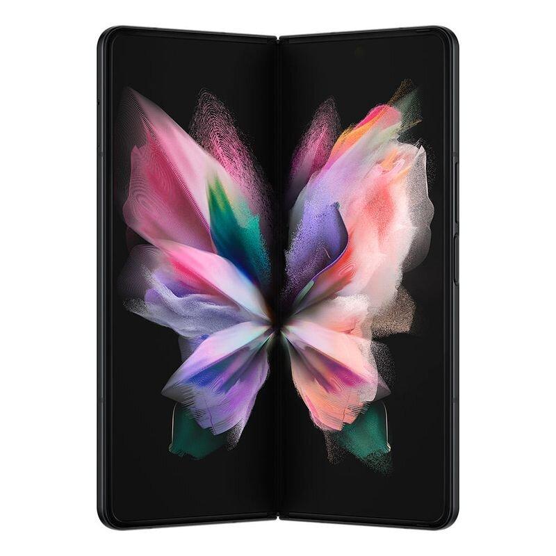 Smartphone Samsung Galaxy Z Fold3 256GB 5G - Preto, RAM 12GB, Tela 7.6