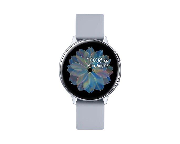Smartwatch Samsung Galaxy Watch Active2 44mm - Prata - Bluetooth
