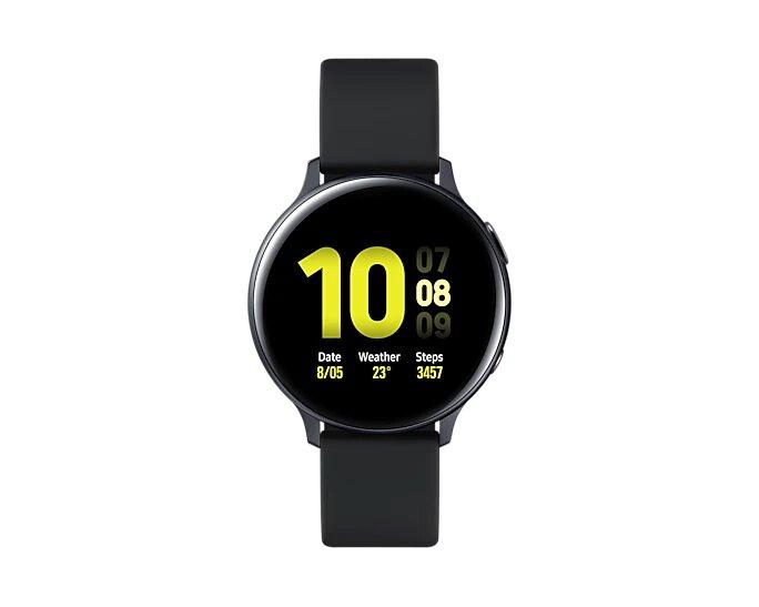 Smartwatch Samsung Galaxy Watch Active2 LTE 44mm - Preto (Alumínio) Nacional - 4G