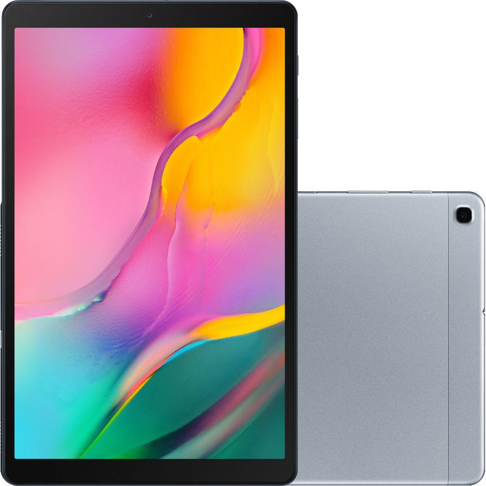 Galaxy Tab A 10.1 32GB - Wi-Fi - Prata