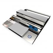 Aplicador de Filme Barra de Corte 50cm Inox Sulpack - AF500B