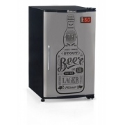 Cervejeira 112 Litros Porta Adesivada Gelopar - GRBA-120 C