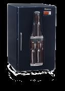 Cervejeira 120 Litros Porta Garrafa Gelopar - GRBA-120/C/PR