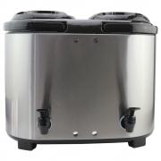 Cooler Térmico Duplo 6+6L  Clink - CK3554