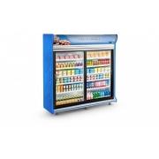 Expositor Frios e Laticínios 2 Portas Refrimate - ASFLPC2000