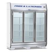 Expositor Frios e Laticínios 3 Portas - Fortsul