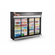 Expositor Frios e Laticínios 4 Portas Refrimate - ASFLPC2500
