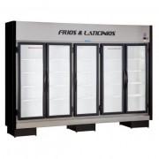 Expositor de Frios e Laticínios 5 Portas - Fortsul