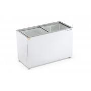Freezer Horizontal 530 Litros Tampa de Vidro Refrimate - FHR530V