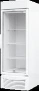 Freezer Vertical 565 Litros Porta de Vidro Branco