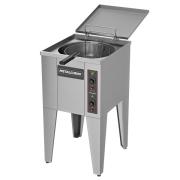 Fritador Água e Óleo 1 Cuba 10000W Metalcubas - FAO1CR