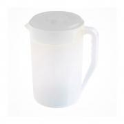Jarra de Plástico Transparente 2 Litros Plasvale - 2034600