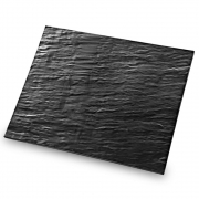 Tábua Retangular Preta Stone Brinox - 52702-004