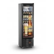 Visa Cooler Slim Porta de Vidro 230 Litros