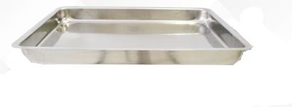 Assadeira Retangular Baixa 28x19 Arary - 310003