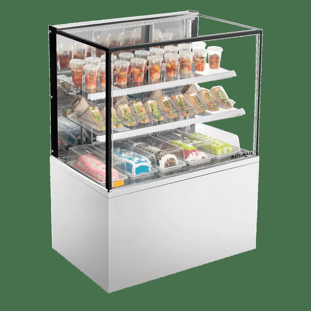 Balcão Refrigerado New Titanium 100cm Refrimate - CRNT 1000