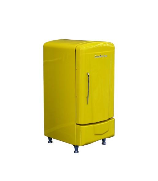 Mini Cervejeira Imbera Amarela Retrô | 109L