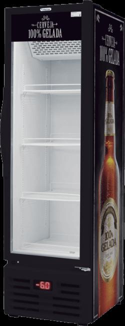 Cervejeira Slim Fricon Porta de Vidro 284L 220V - VCFC284