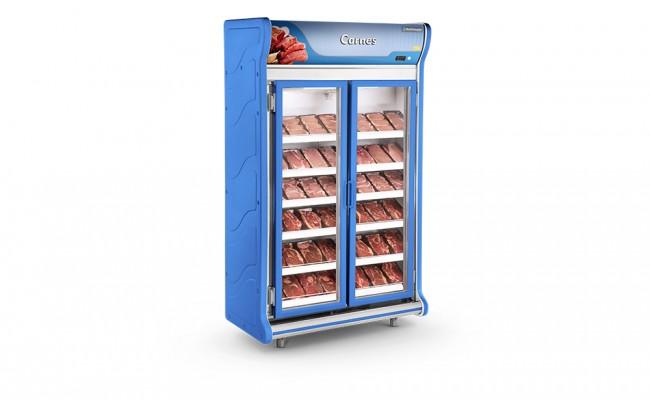 Expositor de Carnes 2 Portas Refrimate - ASC1240