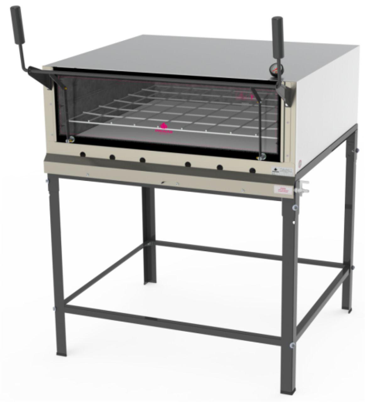 Forno de Lastro Industrial Progás 210 Litros 90x90 - PRP-900